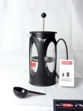 Cafetière à piston Kenya noire 8 tasses