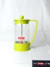 Cafetière à piston verte 8 tasses Bodum