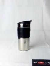 Mug inox noir isotherme Bodum 35cl
