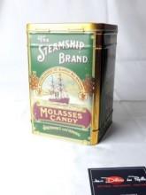 Boite à thé métal Molasses candy 1,3Kg