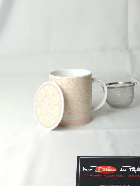 Mug Victoria rose