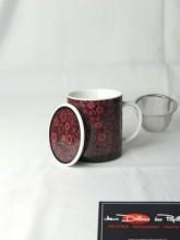 Mug Victoria rouge