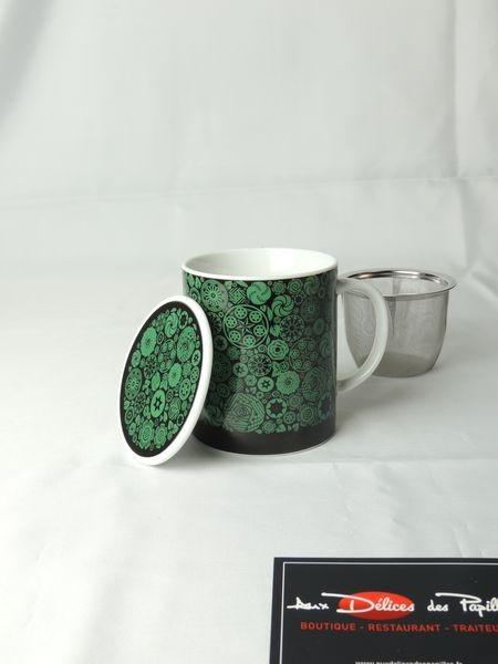 Mug Victoria vert