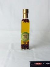 Huile d'olive et Piment Mélange 5 baies 25cl