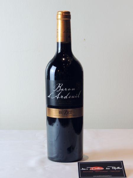 Buzet Baron d'Ardeuil vieilles vignes