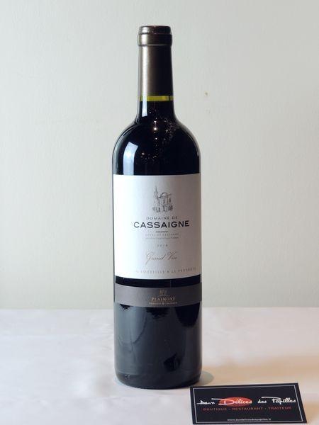 Gascogne - Domaine de Cassaigne Plaimont