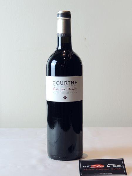 Bordeaux- Saint-Emilion Dourthe Croix des menuts