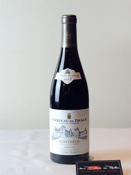 Bourgogne- Monthélie Cht de Dracy A. Bichot