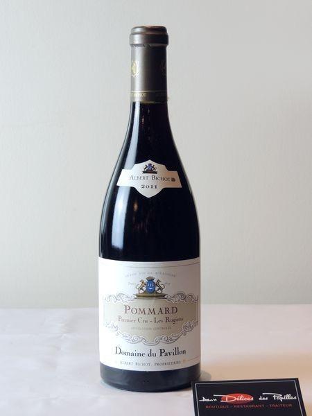 Bourgogne- Pommard 1er cru Les Rugiens Domaine du Pavillon A. Bichot