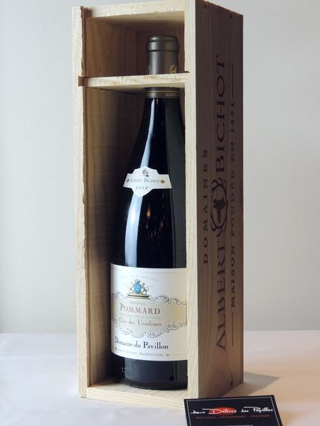 Bourgogne- Magnum Pommard Clos des Ursulines Domaine du Pavillon A. Bichot