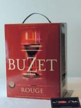 Buzet rouge - BIB 5L