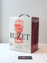 Buzet rosé - BIB 5L