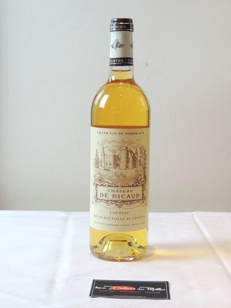 Loupiac Cht de Ricaud Vignobles Dourthe