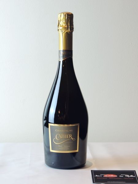 Cattier Premier cru Brut Antique
