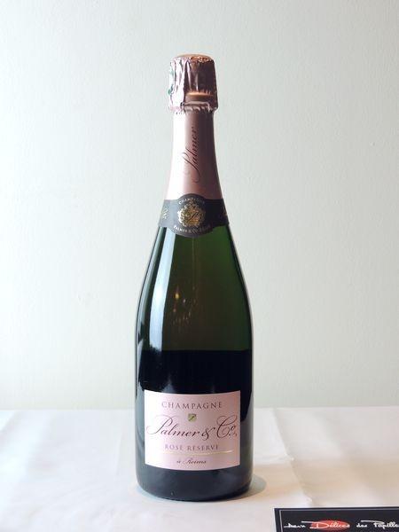 Palmer & Co Brut Rosé Réserve