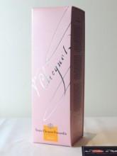 Veuve Clicquot Brut rosé - coffret