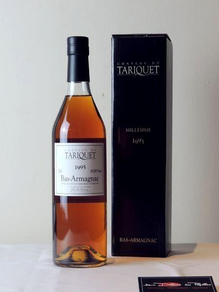 Bas-Armagnac Cht du Tariquet Millésime 1995