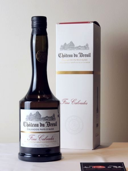 Fine Calvados Cht du Breuil