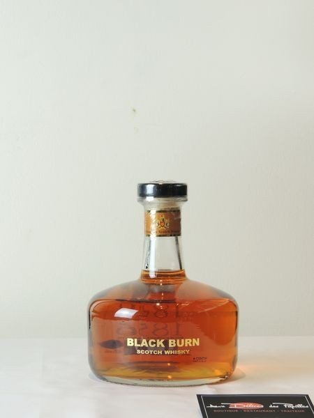 Scotch Black Burn Blend