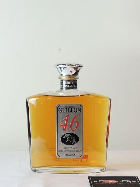 Whisky Guillon Cuvée 46 - carafe