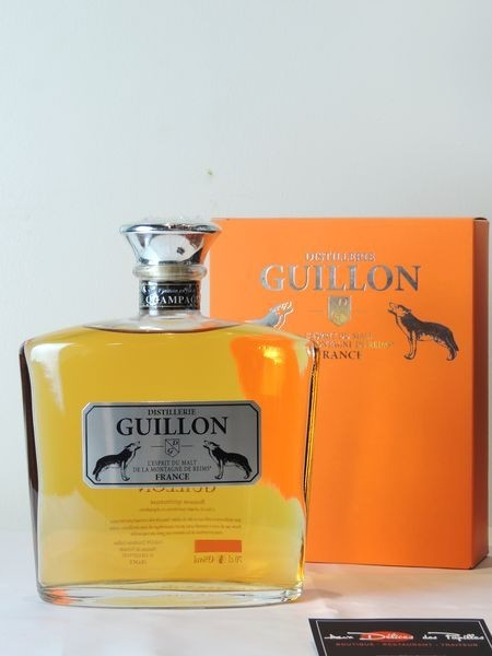 Whisky Guillon Champagne - carafe