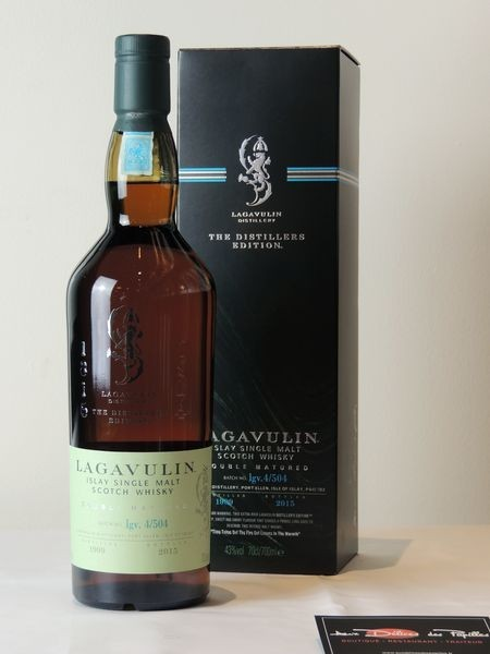 Islay Lagavulin Distillers Edition Double Maturation