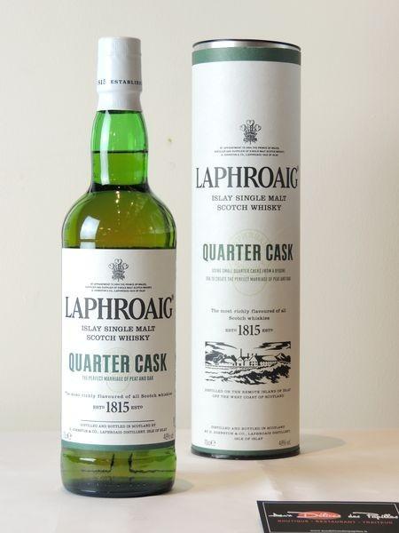 Islay Laphroaig Quater cask 48°