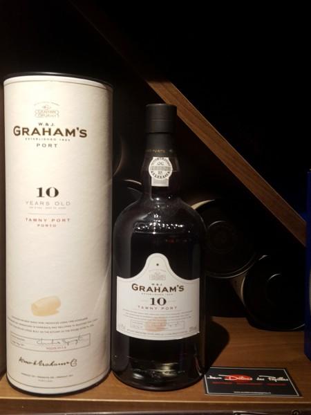 Porto Graham's 10 ans d'âge