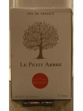 Le Petit Arbre Bordeaux Rouge  - BIB 5L