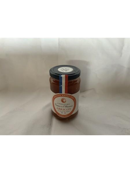Confiture Abricot au sucre de canne 280Gr