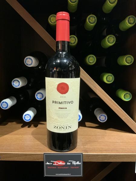 Primitivo Puglia Zonin
