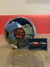 Tubo de 40 mini-tablettes Café-Tasse 360g